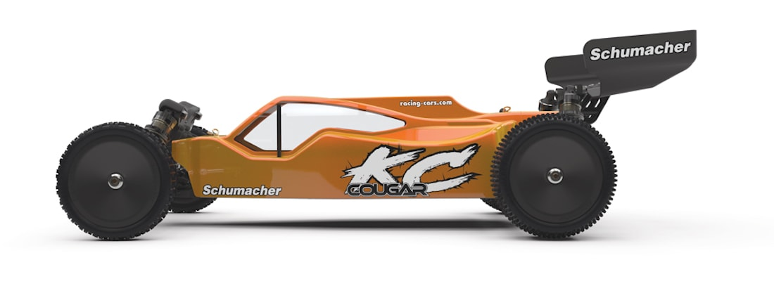 Schumacher 2WD buggy - Cougar KC